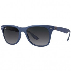 Ray-Ban Wayfarer Liteforce Sunglasses - Blue/Grey Gradient