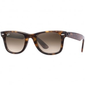 Ray-Ban Wayfarer Ease Sunglasses - Tortoise/Light Brown Gradient