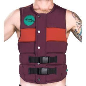Ride Engine Shredtown Impact Kiteboarding Vest - Winetasting