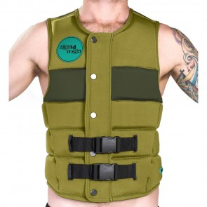 Ride Engine Shredtown Impact Kiteboarding Vest - 2017
