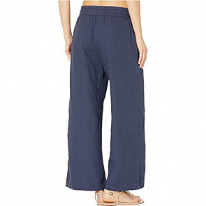 Roxy Women's Redondo Beach Pants - Mood Indigo