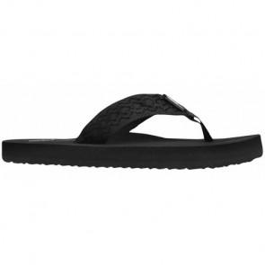 Reef Smoothy Sandals - Black