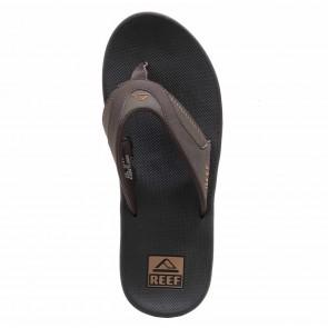 Reef Fanning Sandals - Brown/Gum