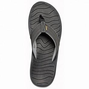 Reef Swellular Cushion Lux Sandals - Black
