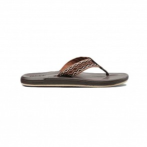 Reef Cushion Smoothy Sandal - Brown