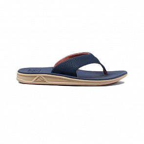 Reef Rover Sandals - Navy/Red