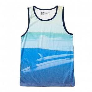 Reef Single Tank - Blue