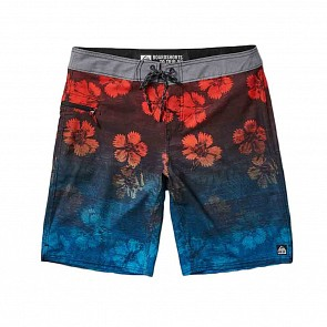 Reef Vines Boardshorts - Red