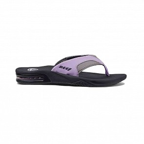 Reef Women's Fanning Sandals - Grey/Purple