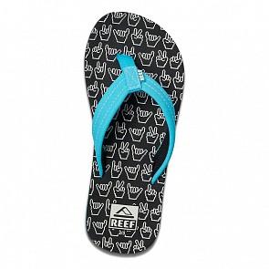Reef Youth Ahi Glow Sandals - Shaka Glow