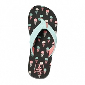 Reef Youth Ahi Sandals - Ice Cream