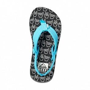 Reef Youth Little Ahi Glow Sandals - Shaka Glow
