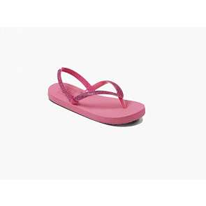 Reef Youth Little Stargazer Sandals - Hot Pink