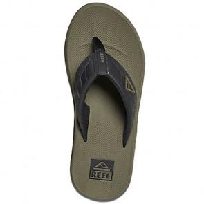 Reef Phantoms Sandals - Black/Olive