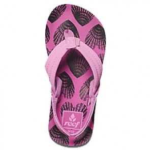 Reef Youth Little Ahi Sandals - Heart Shells