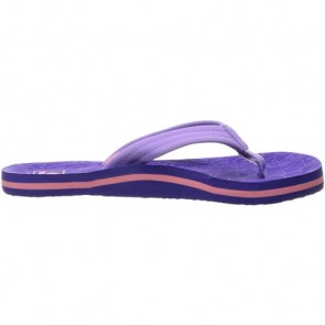 Reef Youth Girls Little Ahi Sandals - Purple Hearts