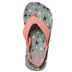 Reef Youth Little Ahi Sandals - Twinkle Star