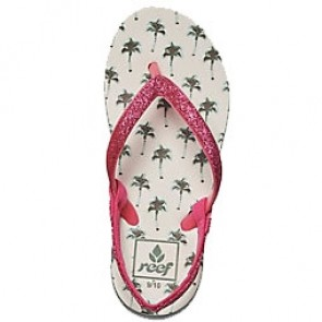 Reef Youth Little Stargazer Prints Sandals - Palm Trees