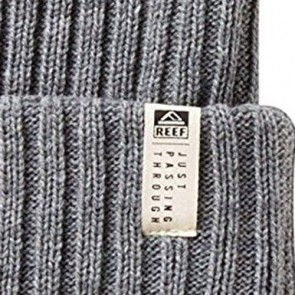 Reef McClurg II Beanie - Heather Grey
