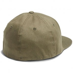 Reef Connect Fitted Hat - Olive