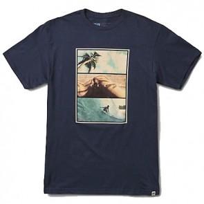 Reef Way T-Shirt - Navy