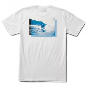 Reef Off T-Shirt - White