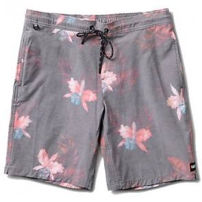 Reef Isle Swimmer Boardshorts - Black