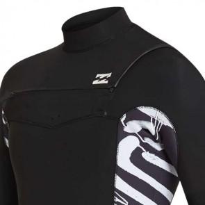 Billabong Furnace Revolution 2mm Short Sleeve Chest Zip Spring Wetsuit