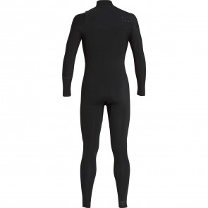 Billabong Furnace Revolution 4/3 Chest Zip Wetsuit - Black