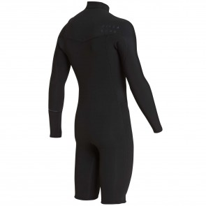 Billabong Revolution GBS 2mm Long Sleeve Chest Zip Spring Wetsuit