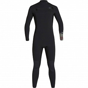 Billabong Furnace Revolution 4/3 Chest Zip Wetsuit - Camo