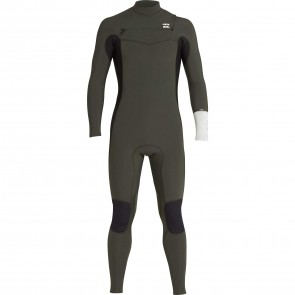 Billabong Furnace Revolution 4/3 Chest Zip Wetsuit