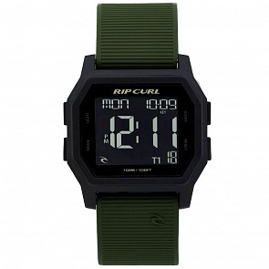 Rip Curl Atom Digital Watch - Military