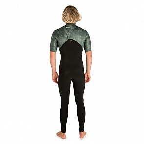 Rip Curl E-Bomb 2mm Short Sleeve Zip Free Wetsuit - 2019