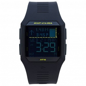 Rip Curl Rifles Tide Watch - Midnight Lime