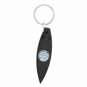 Rip Curl Surfboard Key Ring - Black