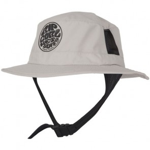 Rip Curl Tidal Surf Water Hat - Light Grey