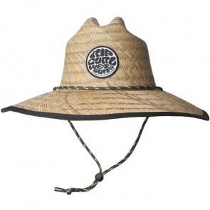 Rip Curl Baywatch Straw Hat - Natural