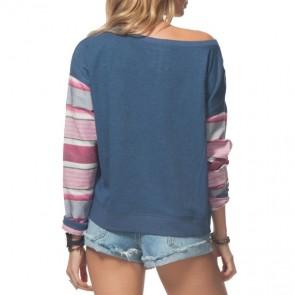 Rip Curl Women's High Desert Crewneck Sweatshirt - Multico