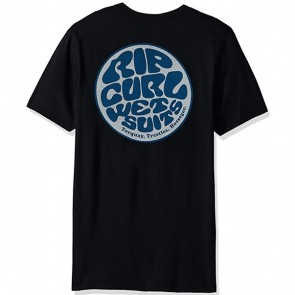 Rip Curl Youth Jan Juc T-Shirt - Black
