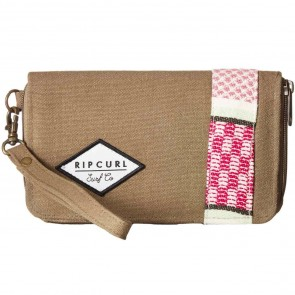 Rip Curl Women's High Desert Wallet - Army