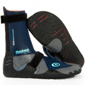 Rip Curl Wetsuits Women's Flash Bomb 3mm Split Toe Boots - 2016