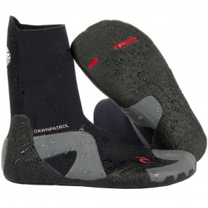 Rip Curl Wetsuits Dawn Patrol 5mm Round Toe Boots