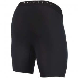 Rip Curl Wetsuits Aggro Skins 2.0 Surf Shorts - Black