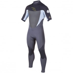 Rip Curl Dawn Patrol 2mm Short Sleeve Back Zip Wetsuit