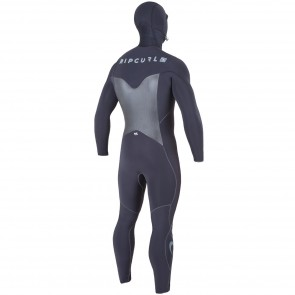 Rip Curl E-Bomb 4.5/3.5 Hooded Chest Zip Wetsuit