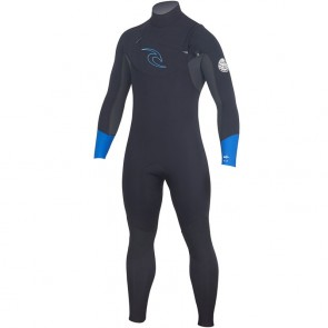 Rip Curl Dawn Patrol 3/2 Chest Zip Wetsuit - 2016