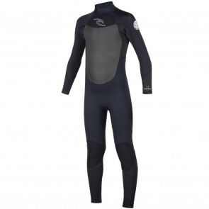Rip Curl Youth Dawn Patrol 4/3 Back Zip Wetsuit  - 2017