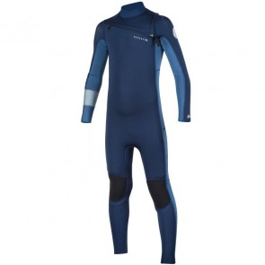 Rip Curl Youth Aggrolite 4/3 Chest Zip Wetsuit
