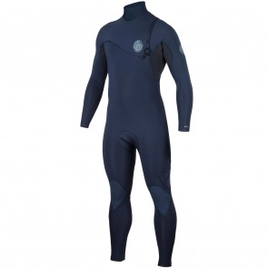 Rip Curl Flash Bomb 4/3 Zip Free Wetsuit - 2017